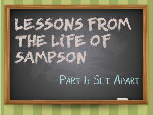 Sampson Title-01