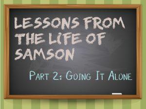Samson pt 2 Title.2-01